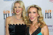 "Ashley Campbell (L) and Kim Campbell attend the Premiere of ""Glen Campbell... I'll Be Me"" at Pacific Design Center on November 11, 2014 in West Hollywood, California."