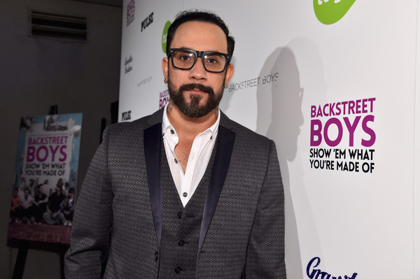 'Backstreet Boys: Show 'Em What You're Made Of' Afterparty