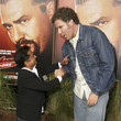Deep Roy and Will Ferrell