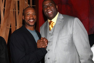 """Byron Scott Premiere Of HBO's """"Magic & Bird: A Courtship Of Rivals"""" - After Party"""