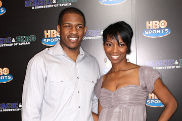 "Rashad McCants Premiere Of HBO's ""Magic & Bird: A Courtship Of Rivals"" - Arrivals"