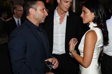 "Olivia Munn Alan Poul Premiere Of HBO's ""The Newsroom"" - After Party"