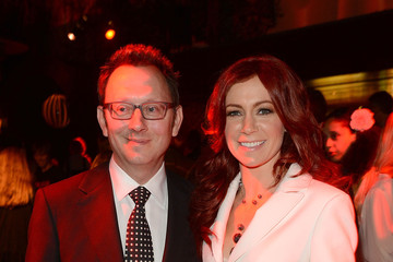 """Michael Emerson Carrie Preston Premiere Of HBO's """"True Blood"""" 5th Season - After Party"""