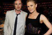 Anna Paquin and Sam Trammell Photos Photo