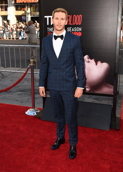 "Actor Ryan Kwanten attends the premiere of HBO's ""True Blood"" season 7 and final season at TCL Chinese Theatre on June 17, 2014 in Hollywood, California."