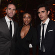 Joseph Fiennes and Samira Wiley Photos
