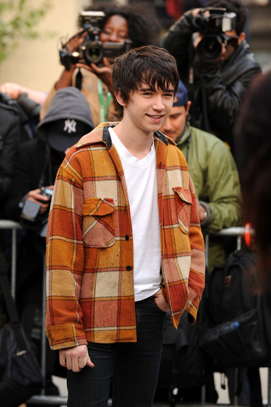 liam aiken in premiere of quotthe killer inside mequot at the