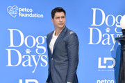 """Ken Marino attends the pre-party for the premiere of LD Entertainment's """"Dog Days"""" at Westfield Century City on August 5, 2018 in Century City, California."""