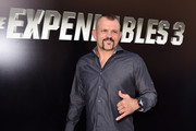 Actor Chuck Liddell attends the premiere of Lionsgate Films' 'The Expendables 3' at TCL Chinese Theatre on August 11, 2014 in Hollywood, California.