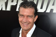 Actor Antonio Banderas attends the premiere of Lionsgate Films' 'The Expendables 3' at TCL Chinese Theatre on August 11, 2014 in Hollywood, California.