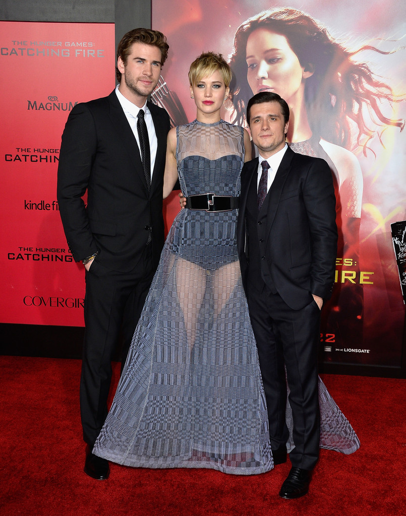 did josh hutcherson dating jennifer lawrence He's acted in almost 30 films, but before last year you probably only knew josh hutcherson, 20, from his role as the son of a lesbian couple in 2010's the kids are all right.