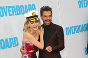 Anna Faris Eugenio Derbez Photos Photo