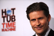 Actor Crispin Glover arrives at the premiere of MGM & United Artisits'