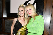 """Heidi Pratt and Natasha Bedingfield attend the party for the premiere of MTV's """"The Hills: New Beginnings"""" at Liaison on June 19, 2019 in Los Angeles, California."""