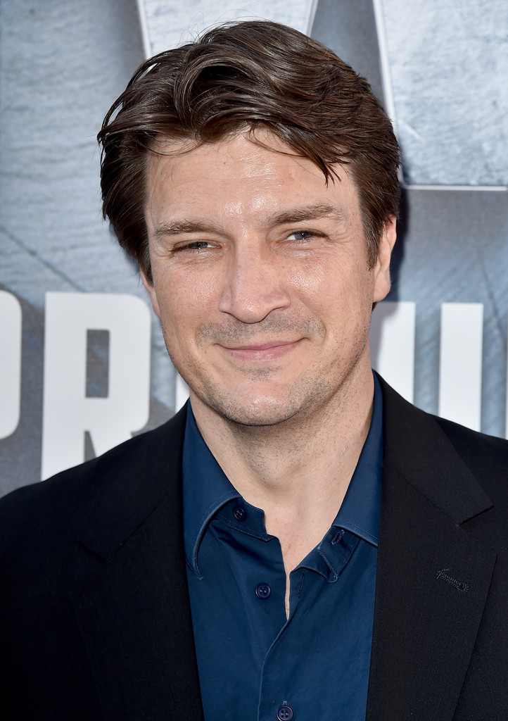 Nathan Fillion News