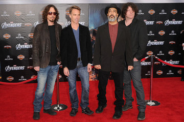 "Sound Garden Premiere Of Marvel Studios' ""Marvel's The Avengers"" - Arrivals"