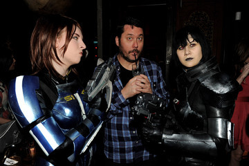 """Holly Conrad Premiere Of Morgan Spurlock's """"Comic-Con Episode IV: A Fan's Hope"""" - After Party"""