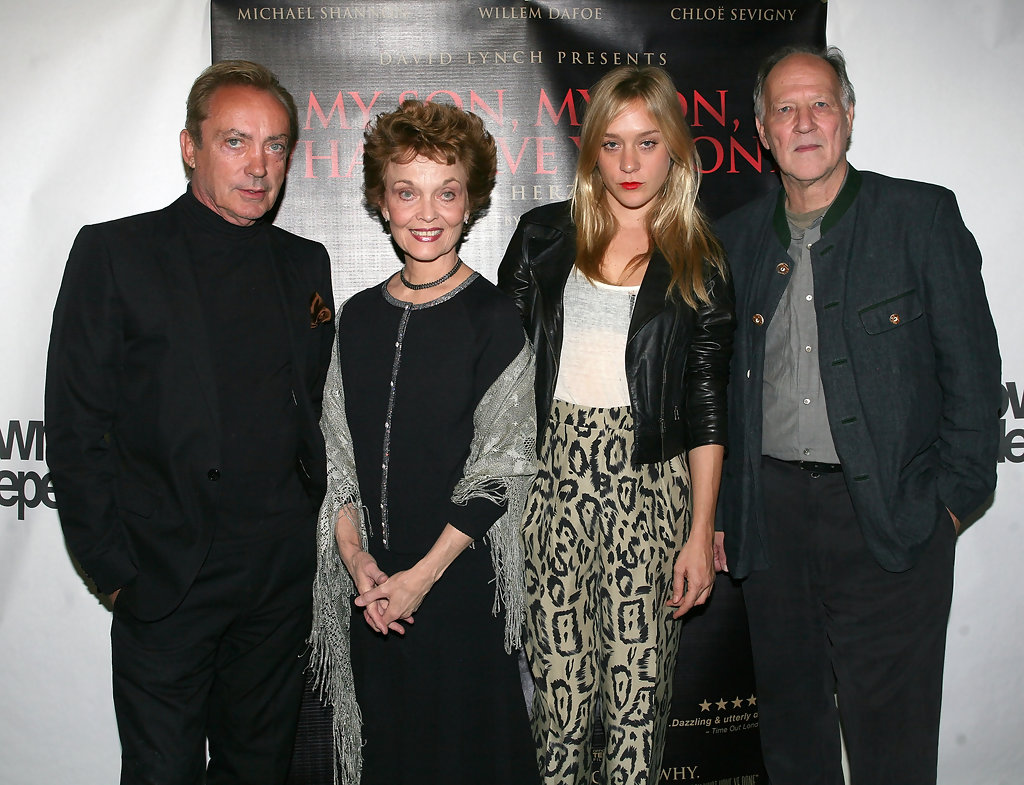 Grace Zabriskie and Werner Herzog Photos Photos - Zimbio
