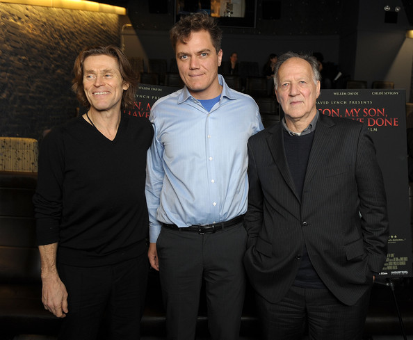 "Michael Shannon in Premiere Of ""My Son, My Son What Have ..."