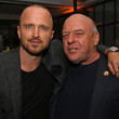 Aaron Paul and Dean Norris Photos