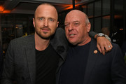 Aaron Paul and Dean Norris Photos Photo