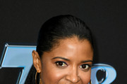 "Renee Elise Goldsberry arrives at the premiere of Netflix's ""Fast And Furious: Spy Racers"" at Universal Cinema AMC at CityWalk Hollywood on December 07, 2019 in Universal City, California."