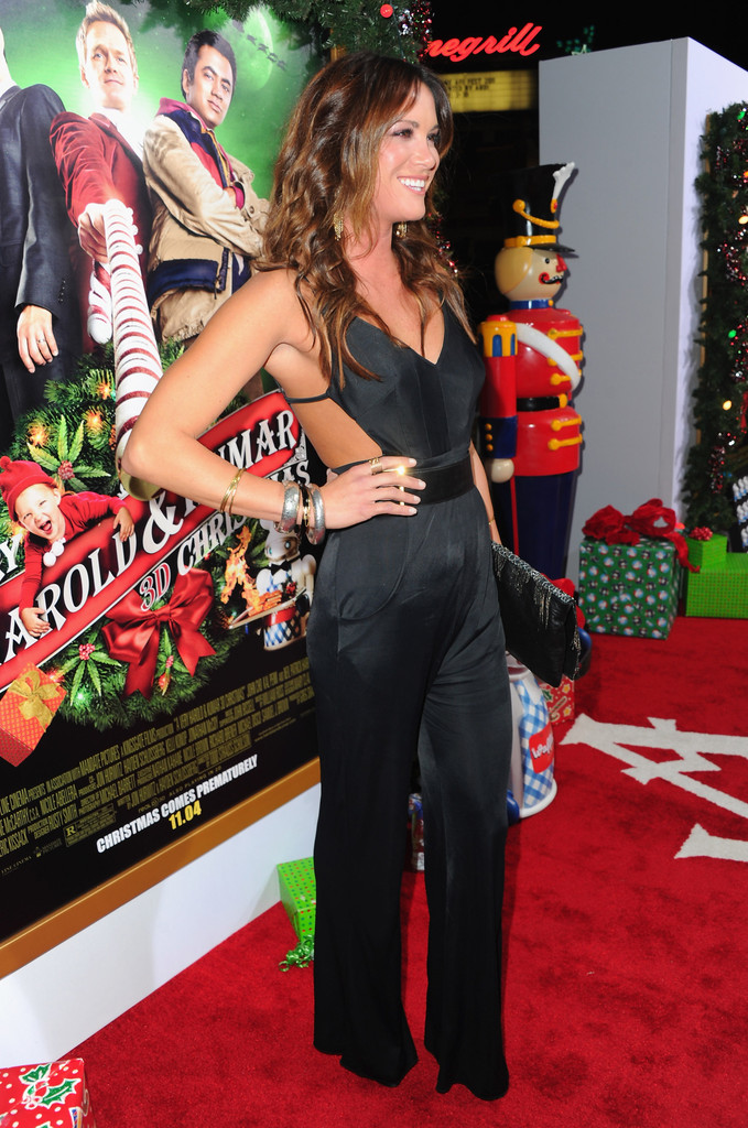 Danneel Harris Photos Photos Premiere Of New Line Cinema