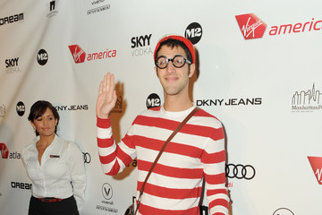"Waldo Premiere Of ""New York, I Love You"" - Inside Arrivals"