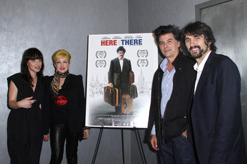"David Thornton Premiere Of ""Here & There"""
