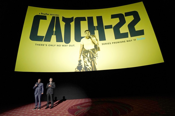 Premiere Of Hulu's 'Catch-22'