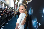 """Actress Rachel Roberts attends the premiere of Open Road Films """"The Host"""" at ArcLight Cinemas Cinerama Dome on March 19, 2013 in Hollywood, California."""