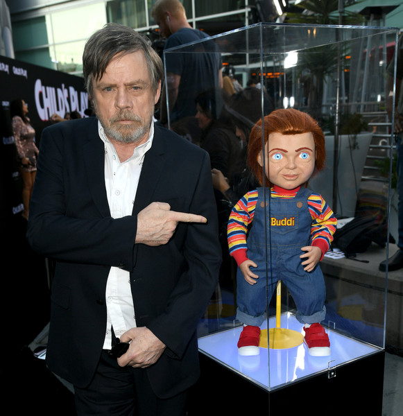 Premiere Of Orion Pictures And United Artists Releasing's 'Child's Play' - Red Carpet