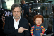 "Mark Hamill arrives at the premiere of Orion Pictures and United Artists Releasing"" ""Child's Play"" at ArcLight Hollywood on June 19, 2019 in Hollywood, California."