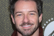 """Ian Bohen attends the premiere of Paramount Pictures' """"68 Whiskey""""  at Sunset Tower on January 14, 2020 in Los Angeles, California."""