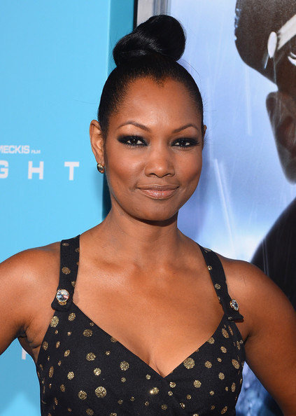 "Actress Garcelle Beauvais arrives wearing Pretty Pistol to the Premiere of Paramount Pictures' ""Flight"" at ArcLight Cinemas on October 23, 2012 in Hollywood, California."