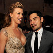 Adrianne Palicki and D.J. Cotrona Photos