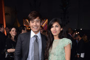 Byung-hun Lee and Elodie Yung Photos Photo