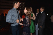 Kaitlyn Dever and Ansel Elgort Photos Photo