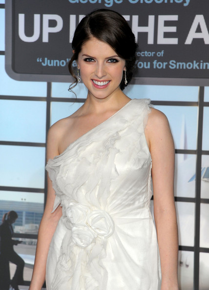 Anna+Kendrick in Premiere Of Paramount Pictures'