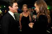 Rachel Roberts and Matt Bomer Photos Photo