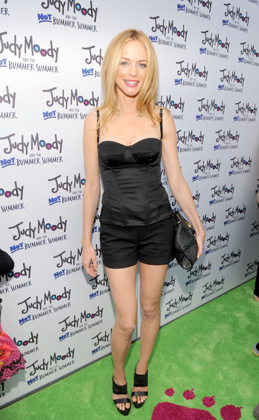 "Actress Heather Graham arrives at the premiere of Relativity Media's ""Judy Moody And The NOT Bummer Summer"" held at ArcLight Hollywood on June 4, 2011 in Los Angeles, California."