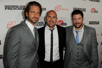 "Craig Chapman Premiere Of Relativity Media's ""Machine Gun Preacher"" - Red Carpet"