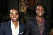 Larry Sanders and Jay Ellis Photos Photo
