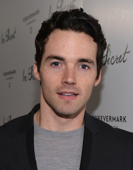 Ian Harding Photo Shoot 2014