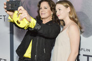 Marcia Gay Harden and Julitta Scheel Photos Photo