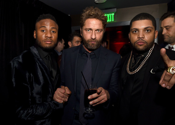 Premiere of STX Films' 'Den of Thieves' - After Party
