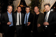 Timothy Olyphant and Graham Yost Photos Photo