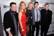 Producer Michael Roif, director Cheryl Hines, actress Meg Ryan, actor Justin Long and Andy Ostroy attend the premiere of ''Serious Moonlight'' at Cinema 2 on December 3, 2009 in New York City.