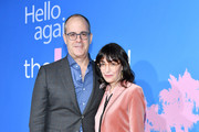 """David Nevins and Andrea Blaugrund Nevins attend the premiere of Showtime's """"The L Word: Generation Q""""  at Regal LA Live on December 02, 2019 in Los Angeles, California."""