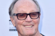 """Actor Peter Fonda attends the premiere of Sony Pictures Classics' """"Boundries"""" at American Cinematheque's Egyptian Theatre on June 19, 2018 in Hollywood, California."""